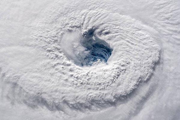 Como se forman los hurcanes